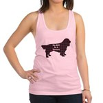 BFF Sussex Racerback Tank Top