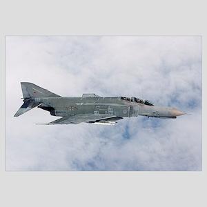 Lufwaffe F-4F Phantom of Jagdgeschwader 71 Richtho