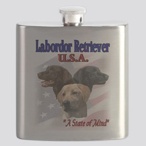 lab usa state of mind Flask