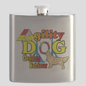 golden agility f Flask