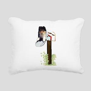 starmailpup3 Rectangular Canvas Pillow
