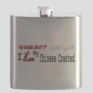 NB_Chinese Crested Flask