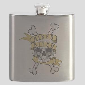 crossbonesbikerbitchc Flask