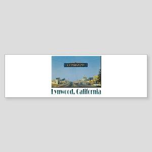 Lynwood Sticker (Bumper)