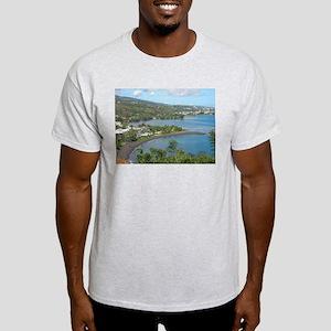 Papeete Ash Grey T-Shirt