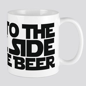 Come to the dark side we have beer Mug