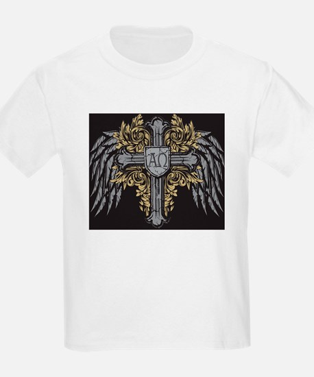 Winged Cross T-Shirt