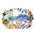 Mountain Wildflowers Postcards (Package of 8)