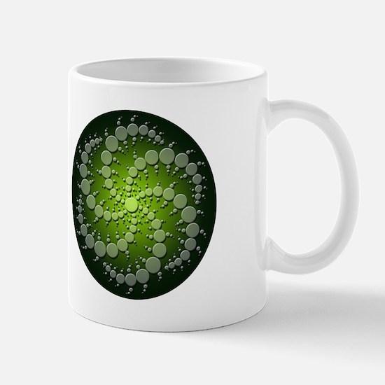 Green Rasa Mug