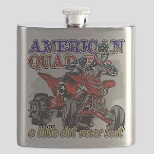American Quad Flask
