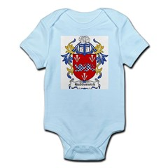 Hadderwick Coat of Arms Infant Creeper