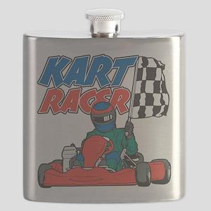 Kart Racer Flask