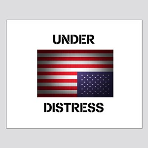 Under Distress Small Poster