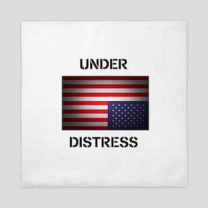 Under Distress Queen Duvet