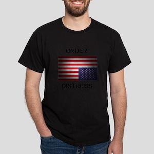 Under Distress Dark T-Shirt