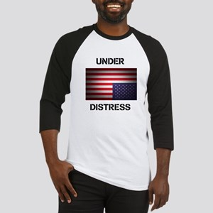 Under Distress Baseball Jersey