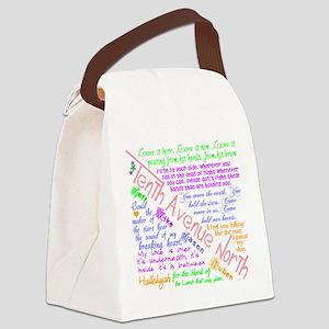 Tenthavenorth2 Canvas Lunch Bag