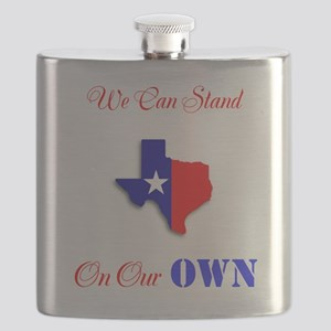 On Our Own Flask