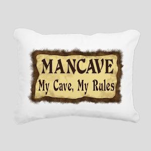 mycave Rectangular Canvas Pillow