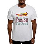 Will Play Trumpet Light T-Shirt
