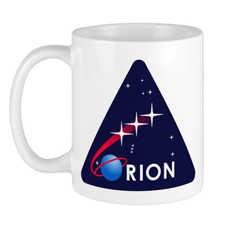 NASA - Orion Crew Exploration Vehicle Mug by spaceref