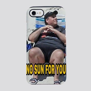 NO SUN FOR YOU!  iPhone 7 Tough Case