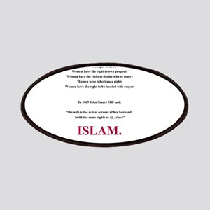 Islam. The Feminist Religion Patches