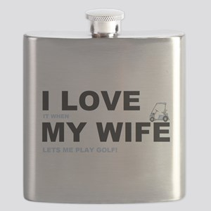 ILOVEMY WIFE Flask