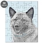Norwegian Elkhound Puzzle