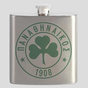 Panathinaikos Flask