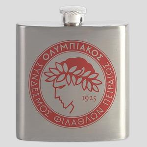 Olympiakos Flask