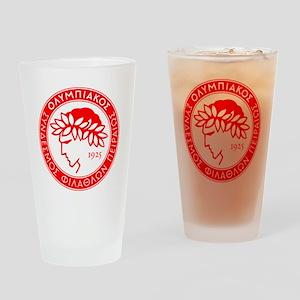 Olympiakos Drinking Glass