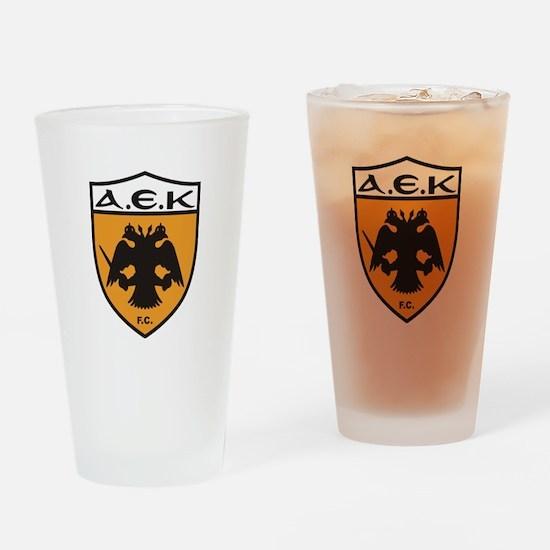 AEK Drinking Glass