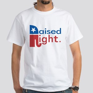 Raised Right White T-Shirt