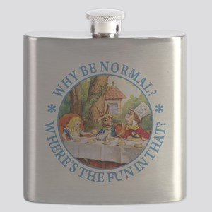 Why Be Normal? Flask
