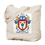 Greenless Coat of Arms Tote Bag