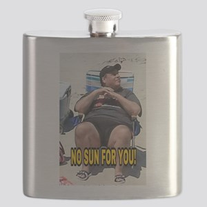NO SUN FOR YOU! Flask