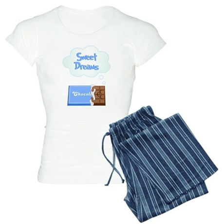 Sweet Dreams dreaming chocolate bar Women's Light