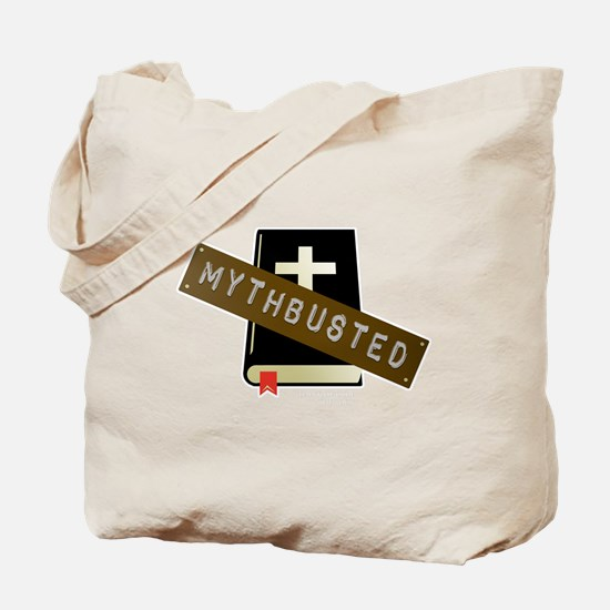Mythbusted Tote Bag