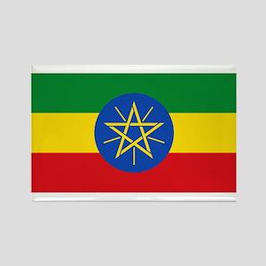 Ethiopia - National Flag - Current Magnets