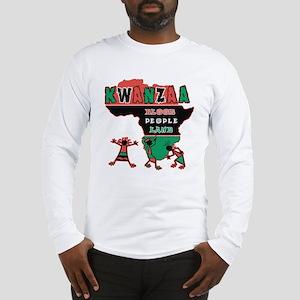 Kwanzaa Long Sleeve T-Shirt