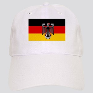 German Soccer Flag Cap