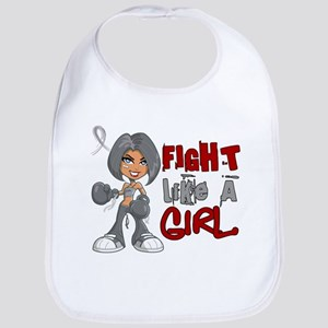 Fight Like a Girl 42.8 Parkinson's Bib