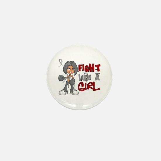 Fight Like a Girl 42.8 Parkinson's Mini Button