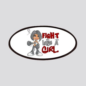 Fight Like a Girl 42.8 Parkinson's Patches