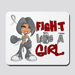 Fight Like a Girl 42.8 Parkinson's Mousepad