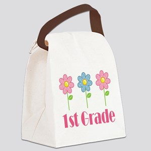 1st Grade (Daisy) Canvas Lunch Bag