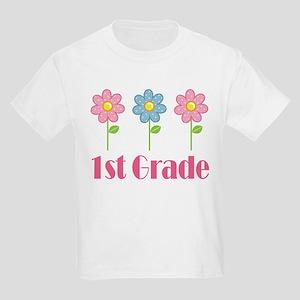 1st Grade (Daisy) Kids Light T-Shirt