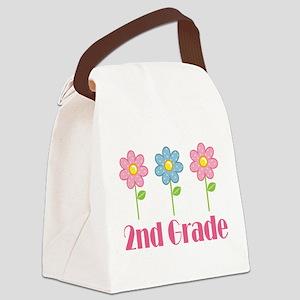 2nd Grade (Daisy) Canvas Lunch Bag