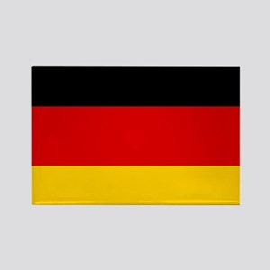 Flag of Germany Rectangle Magnet